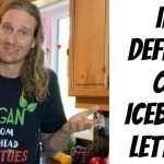 In Defence of Iceberg Lettuce