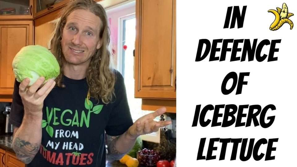In Defence of Iceberg Lettuce