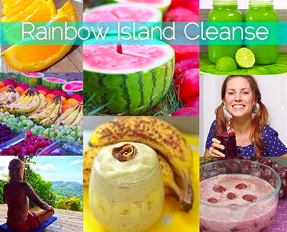Rainbow Island Cleanse