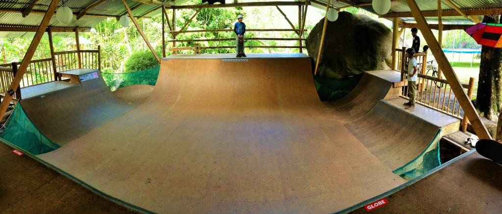 Finca Mia Skate Ramp 4