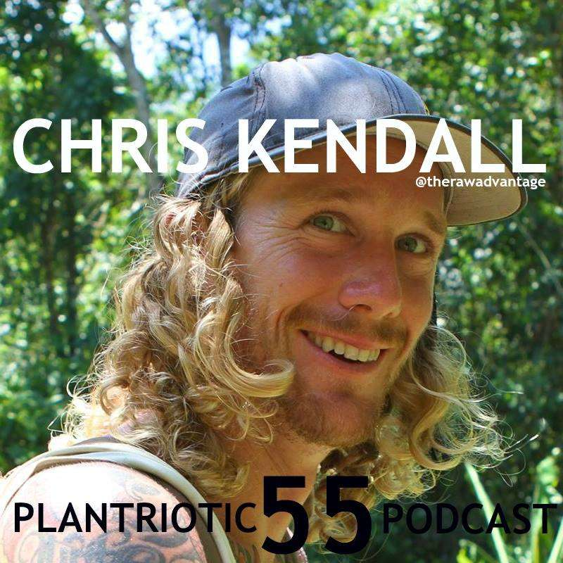 Chris Kendall Plantriotic Podcast