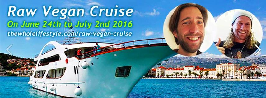 raw vegan cruise
