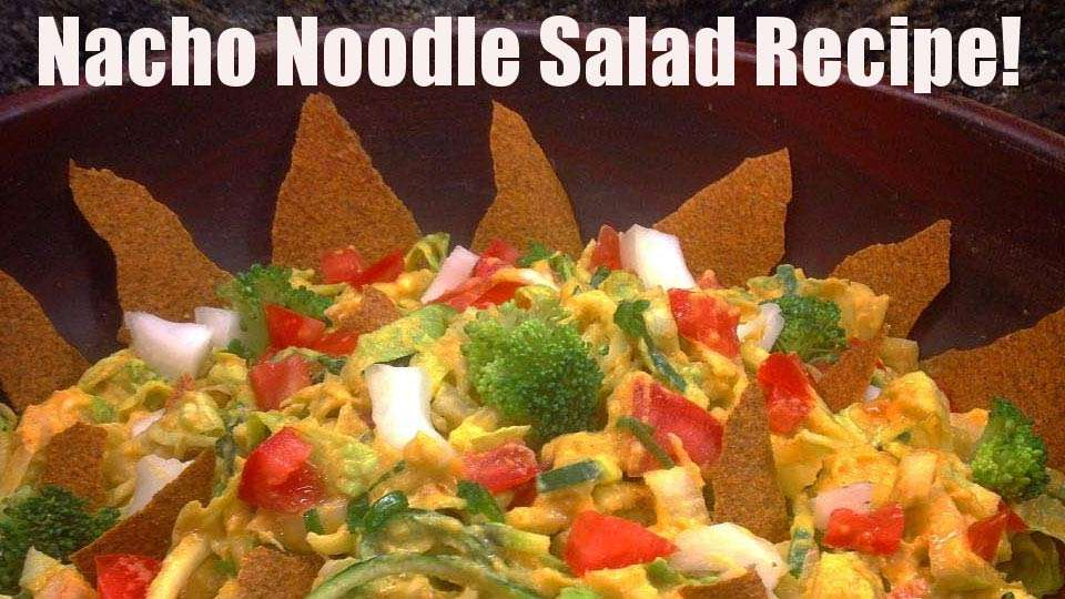 Nacho Noodle Salad!