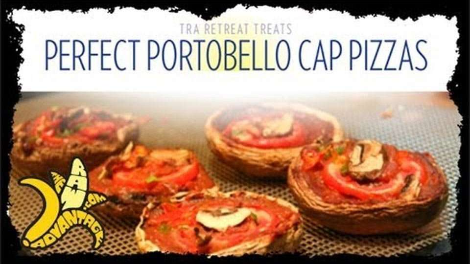 The Best Simple No Fat Raw Pizza Recipe!!