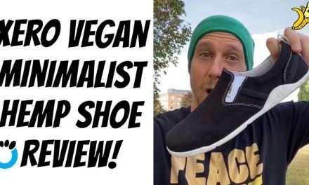 Xero Minimalist Vegan Hemp Slip On Shoe Review