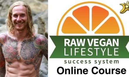 Raw Vegan Lifestyle Success System Online Course!