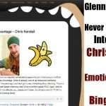 Glenn Livingston of Never Binge Again Interviews Chris Kendall on Emotional and Binge Eating