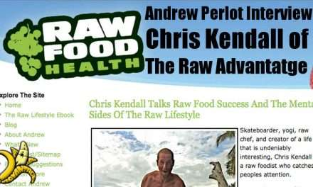 My interview on Raw Food Health