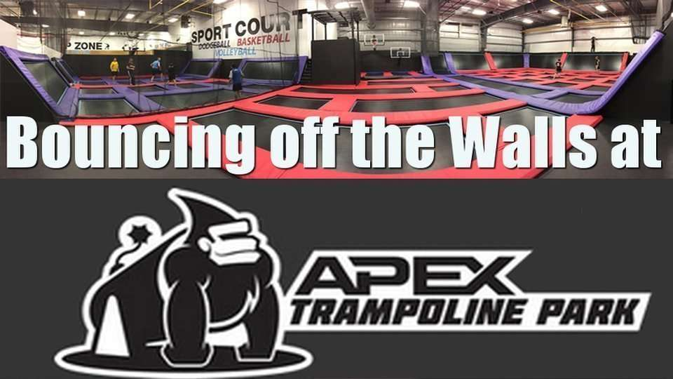 Bouncing Off the Walls at Apex Trampoline Park