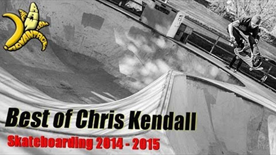 Best of Chris Kendall Skateboarding 2014 – 2015