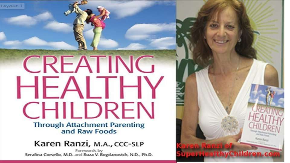 TRA Interviews Karen Ranzi of SuperHealthyChildren.com
