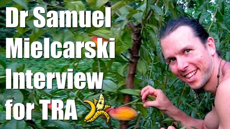 "TRA Interviews Dr. Samuel Arthur Mielcarski ""Dr. SAM"" of DrSamPT.com"