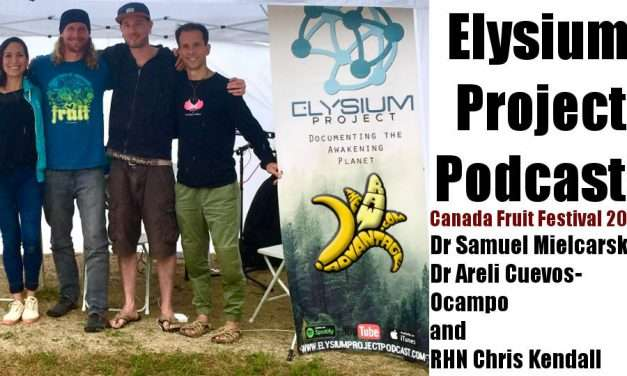 Elysium Project Podcast with RHN Chris Kendall, Dr Samuel Mielcarski and Dr Areli Cuevos-Ocampo