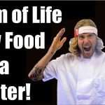 "Farm of Life ""Raw Food Ninja Master"""
