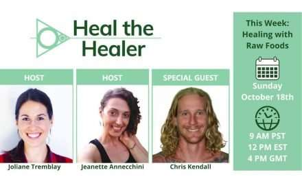 Heal the Healers Show Interviews Chris Kendall