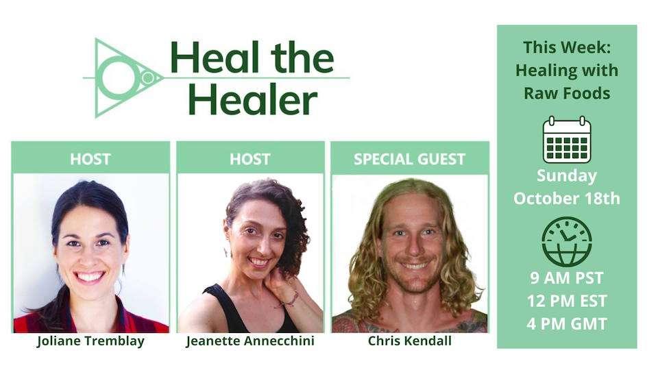 Heal the Healers Show Interviews Chris Kendall