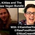 Star Trek, Kitties and The Ultimate Raw Vegan Bundle Final Call!