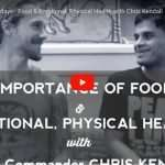 Food & Emotional, Physical Health – Interview with Victor Das