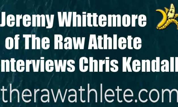 My interview on theRawAthlete
