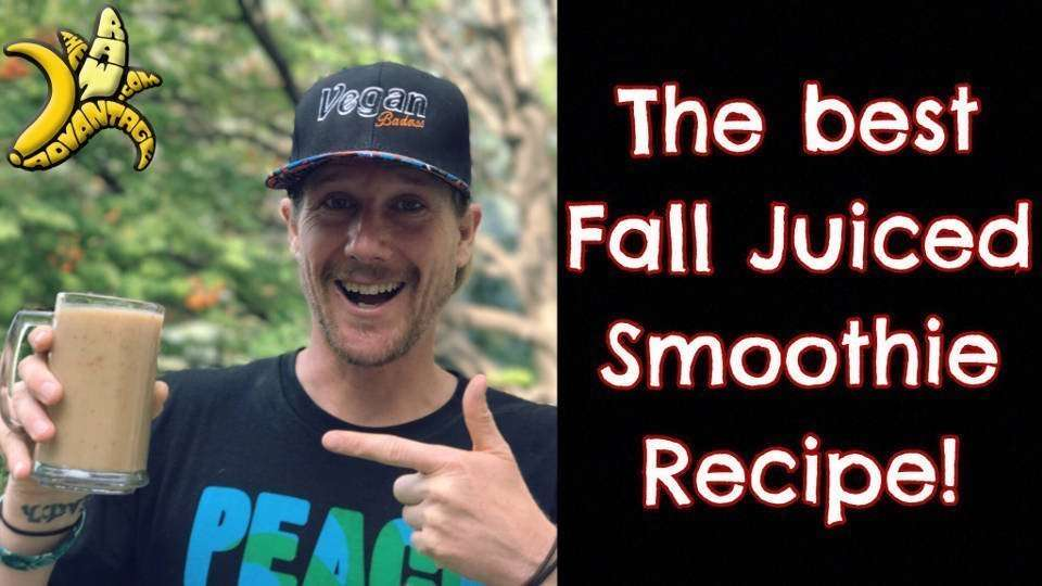 Best Smoothie Recipes | Fall Juiced Smoothie
