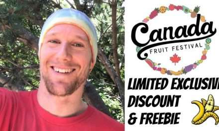 Canada Fruit Fest Hype, Discount and Freebie!