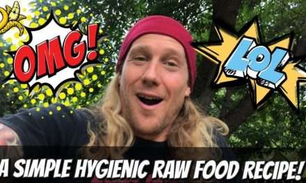 OMG LOL A Simple Hygienic Raw Food Recipe!