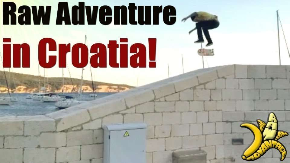 Raw Adventure in Croatia!