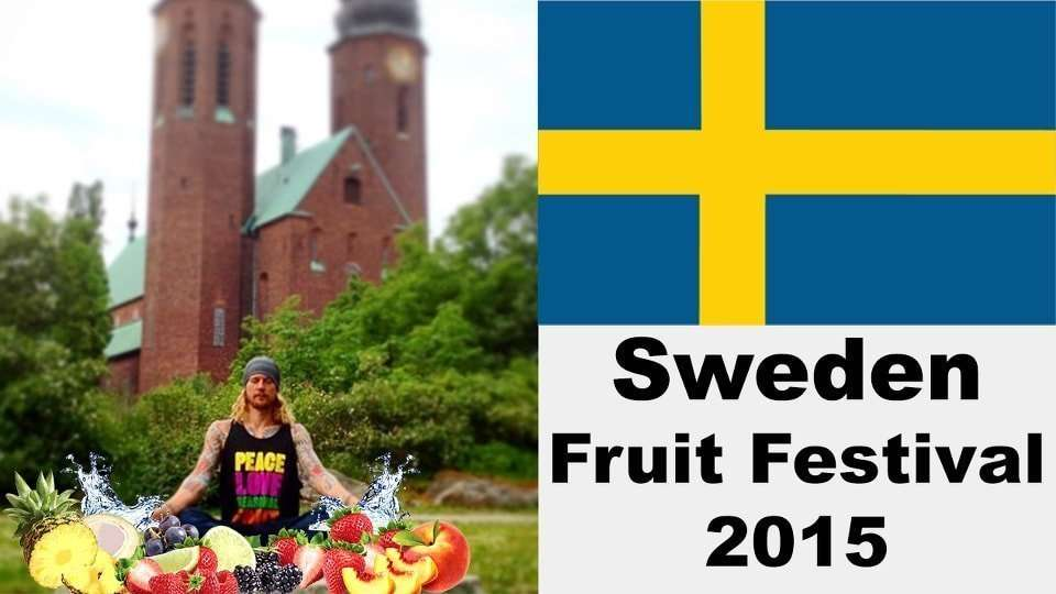 Sweden Raw Food Festival at Mundekulla 2015