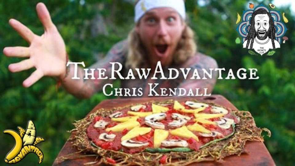 Living the RAW LIFE with Chris Kendall From TheRawAdvantage TIC ep.10