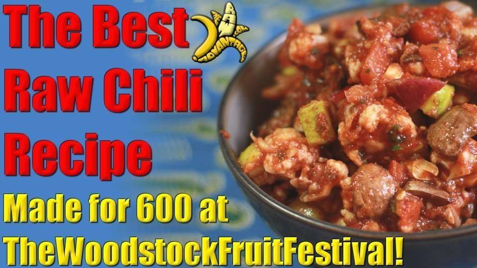 The Best Chili Recipe – Made for 600 at WFF 2016