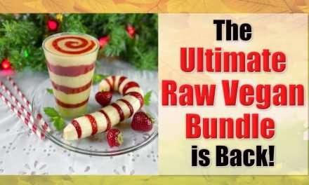 The Ultimate Raw Vegan Bundle IS BACK!
