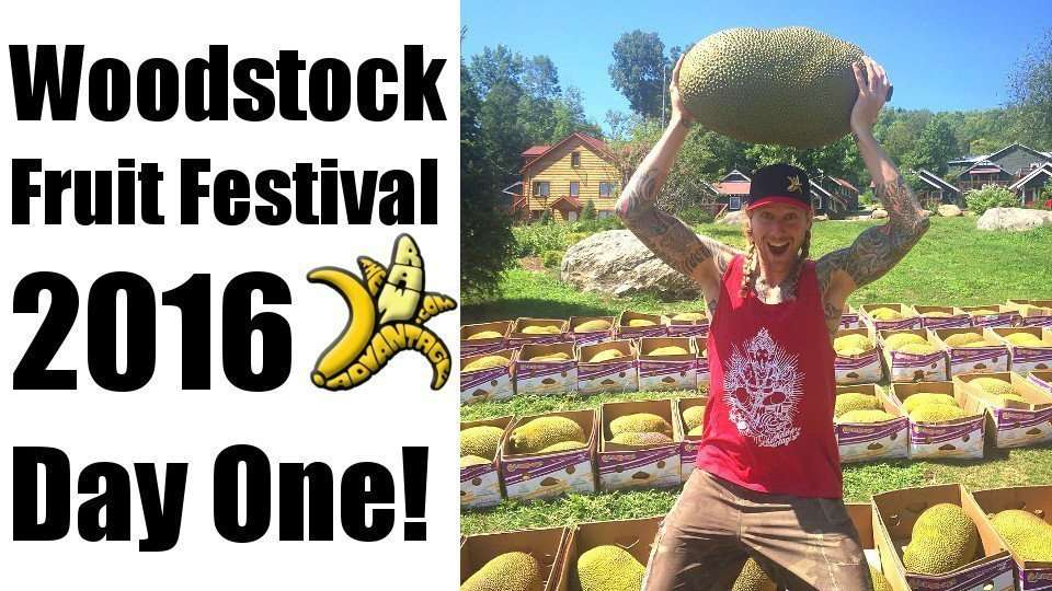 Woodstock Fruit Festival- Day 1