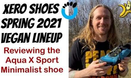 Xero Shoes Spring 2021 Lineup Aqua X Sport Review and Sale!