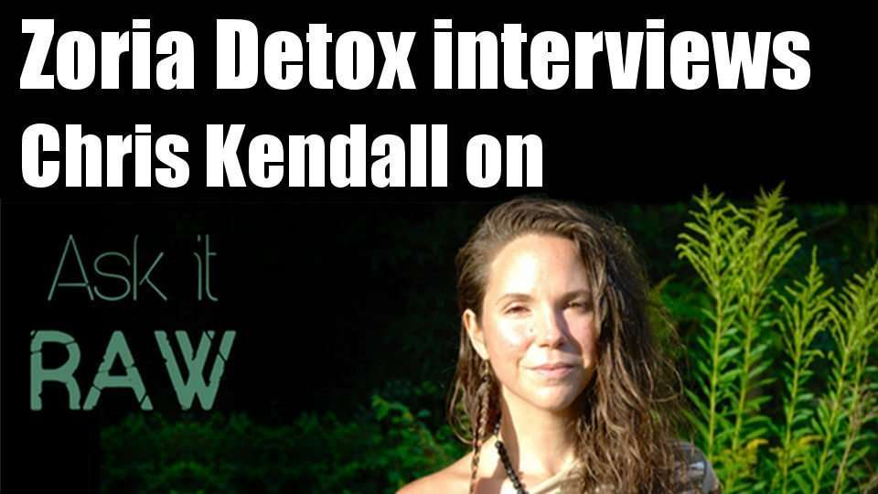 "Zoria Detox of ""Ask it Raw"" interviews Chris Kendall"
