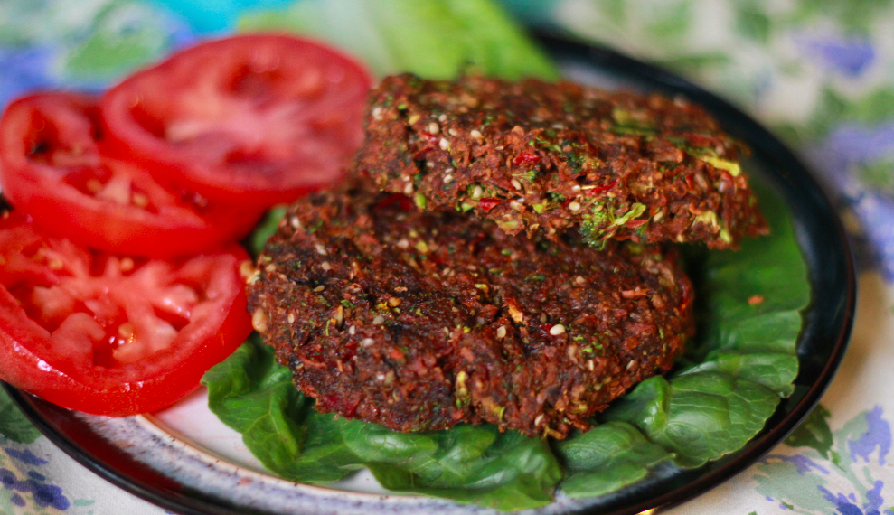 burgers-raw-vegan