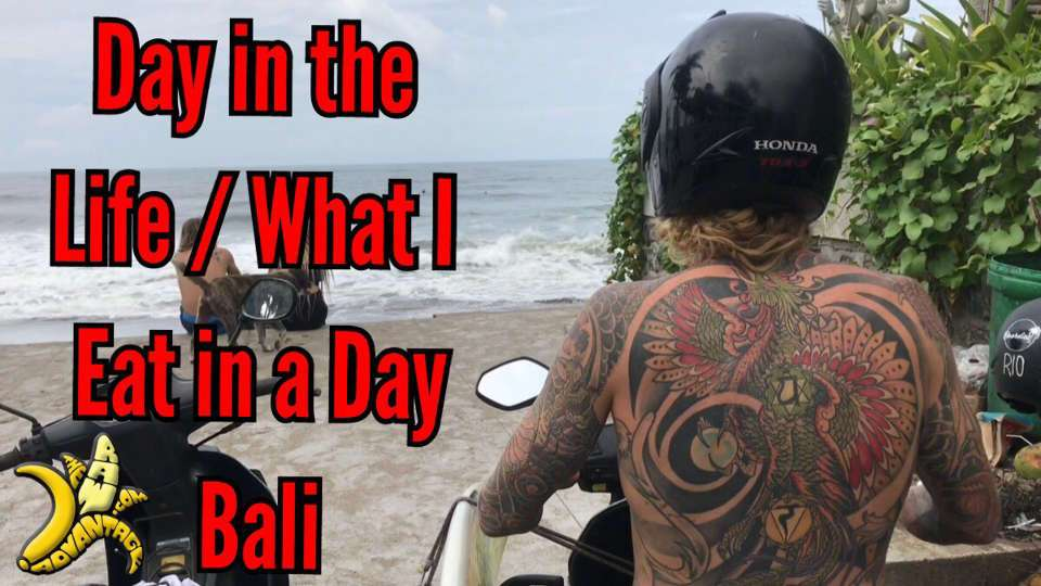 Day in the Life / What I Eat in a Day Bali