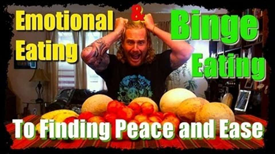 Emotional Eating, Binge Eating and Finding Peace and Ease