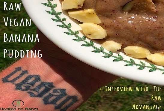 Hooked On People Interview + Simple Banana Pudding