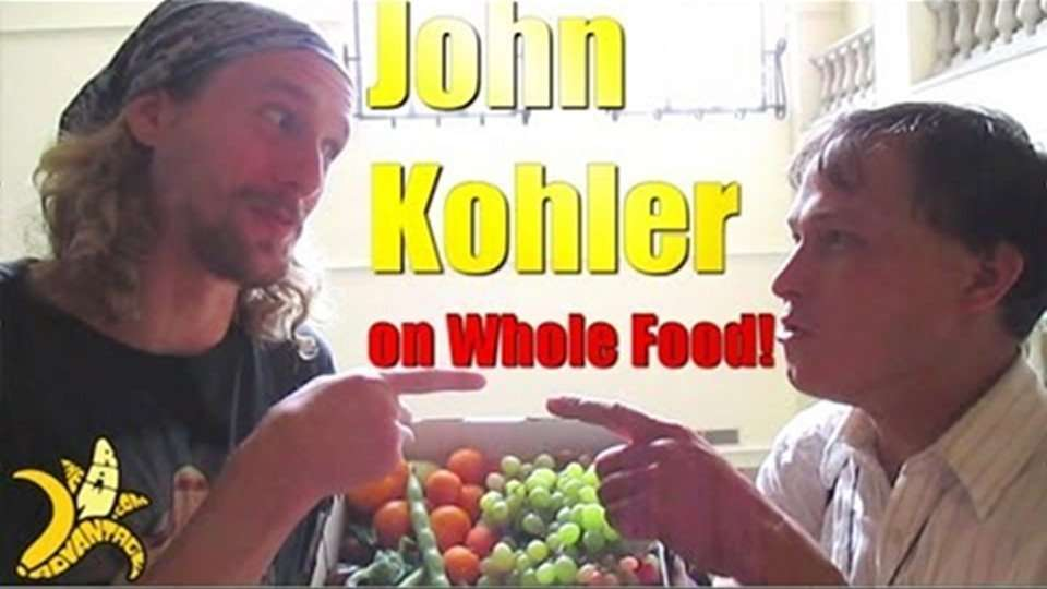 John Kohler on Whole Foods and The Woodstock Fruit Festival!