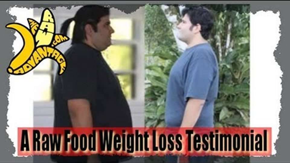TRA Interviews Jose Gonzalez, A Raw Food Diet Testimonial