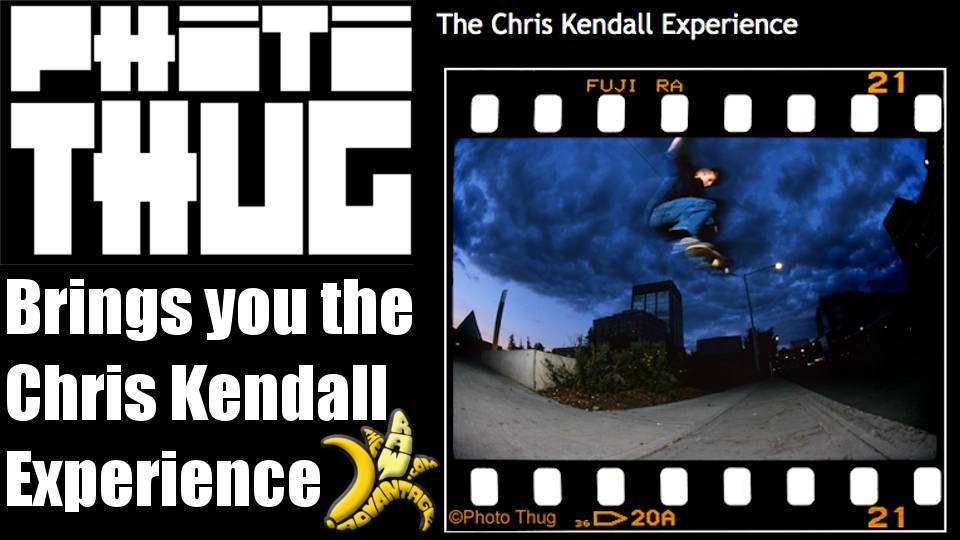 "Photo Thug Brings you ""The Chris Kendall Experience"""