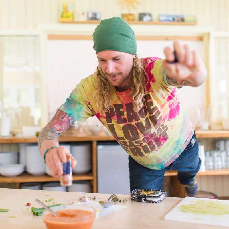 raw vegan chef chris kendall the raw advantage