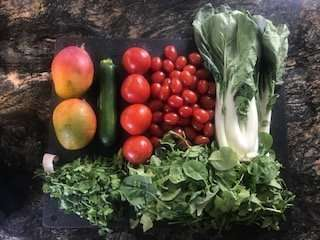 Best Raw Food Recipe To Get Lots Of Greens In The Raw