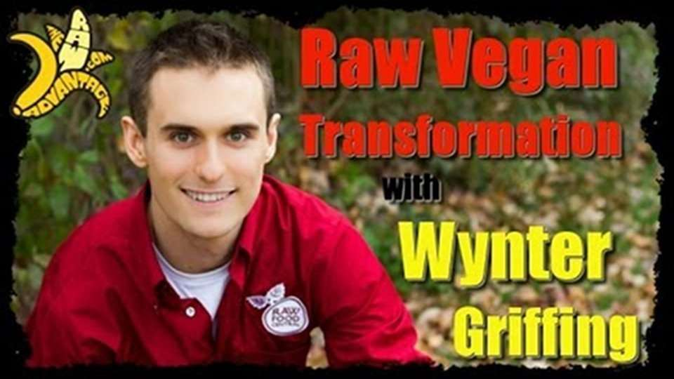 Raw Vegan Transformation with Wynter Griffing