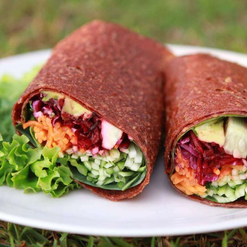 raw vegan wraps chris kendall the raw advantage