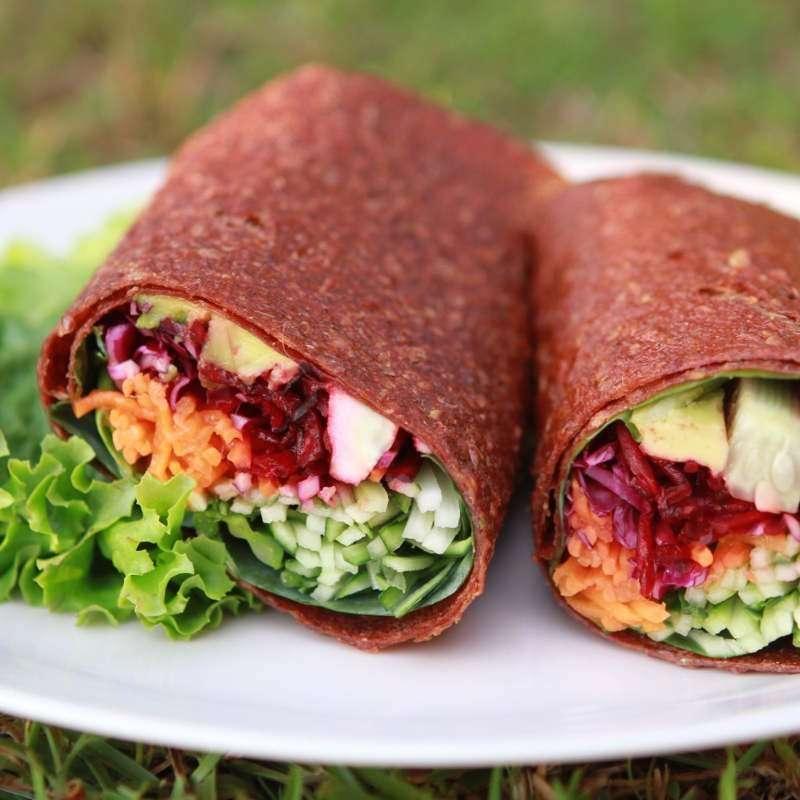 raw vegan wraps chris kendall the raw advantage