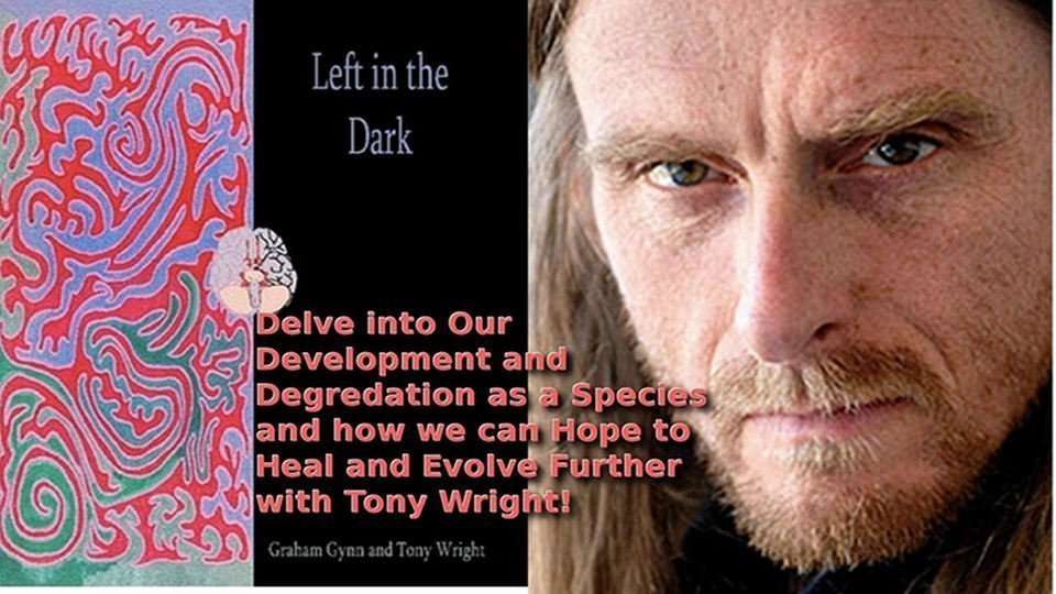 TRA Interviews Tony Wright of www.LeftInTheDark.org.uk