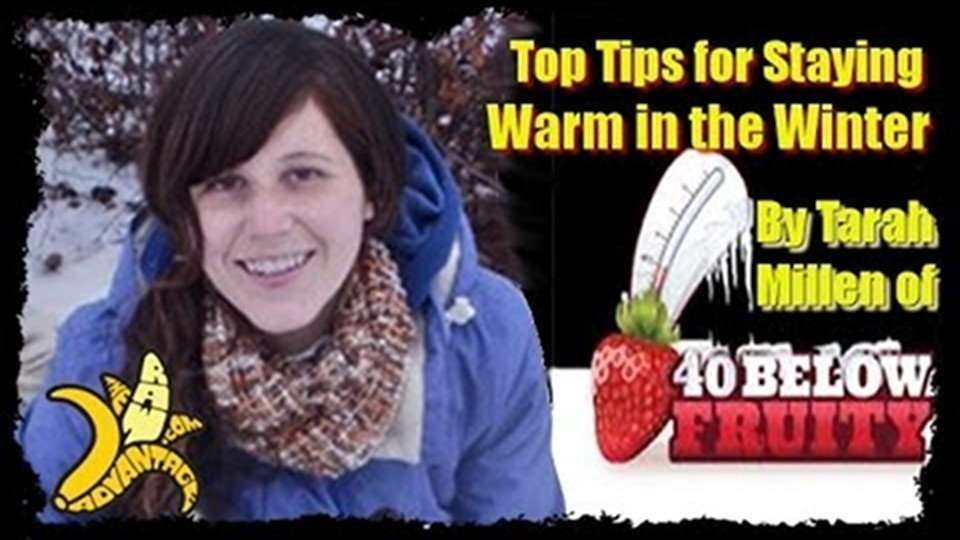 Tarah Millen's Top Tips to Stay Raw and Warm in the Winter